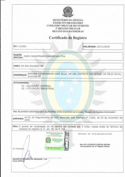 Certificado de Registro do Exército  (2)